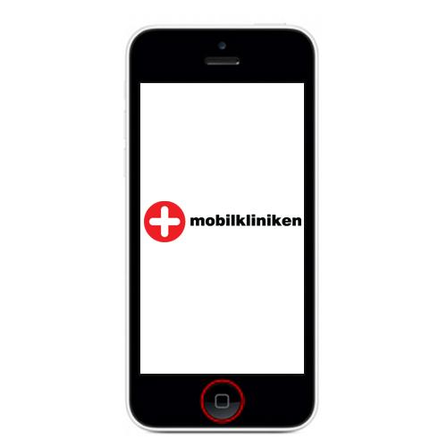 apple iphone 5c reparation hemknapp