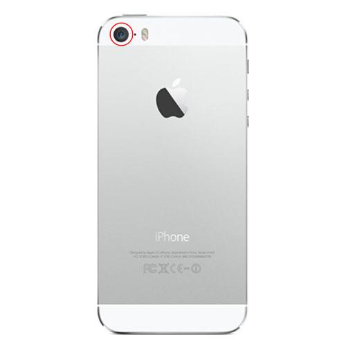 apple iphone 5s reparation kamera