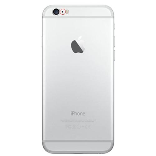 apple iphone 6 plus reparation bakre videomikrofon