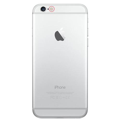 apple iphone 6 plus reparation ficklampa/blixt