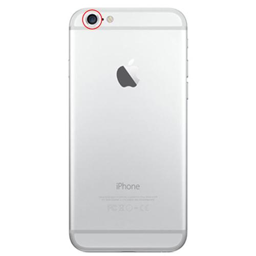 apple iphone 6 reparation kamera