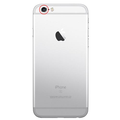 apple iphone 6s reparation bakre kamera kamera